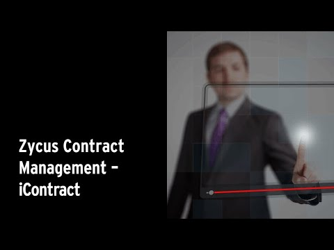 Contract Management Software - IContract