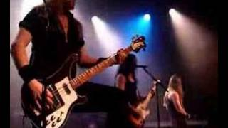 Hollenthon - Fire Upon The Blade (live)