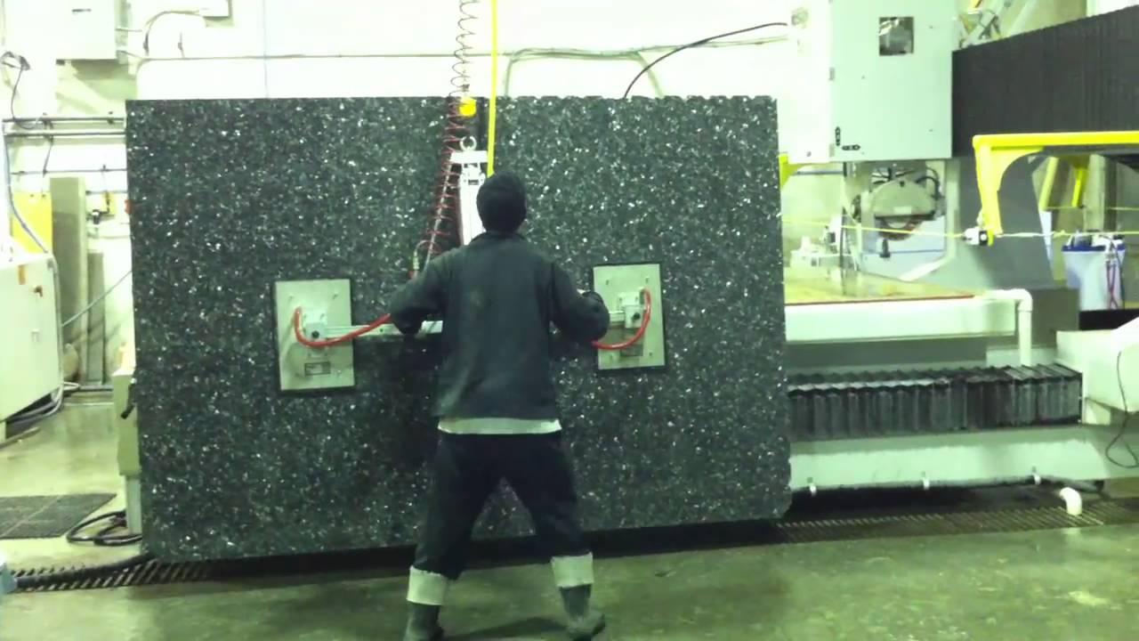 Ottawa Granite Vesta Fabricator Operates The Fusion Cnc