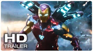 AVENGERS 4 ENDGAME Iron Man Vs Thanos Trailer (NEW 2019) Marvel Superhero Movie HD