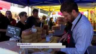 Rambouillet : 21e édition du Pari fermier