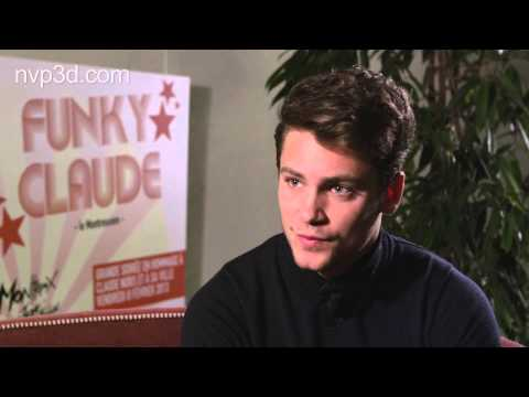 Bastian Baker tribute to Claude Nobs