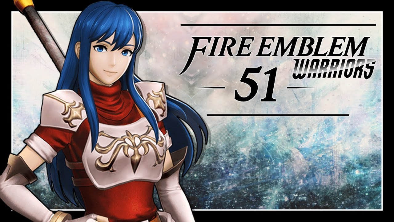 Let\'s Play Fire Emblem Warriors [ Der Weg ist dein | Blind ] - #51 ...