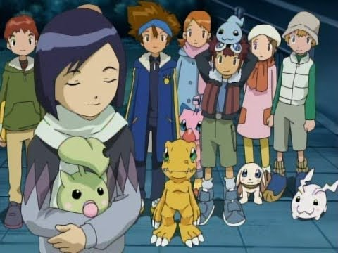 Mr.Who Reviews - Digimon Adventure 02 - Christmas Special - YouTube