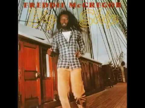 Freddie Mcgregor     (Big Ship  Album)