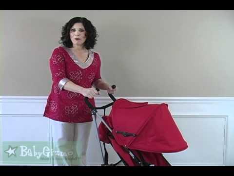 G+G 042 Quadra Full-Sized Stroller