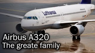 A320 - the most popular Airbus