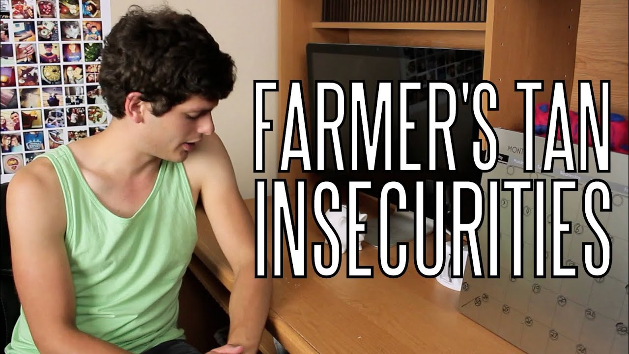 How to fix farmers tan