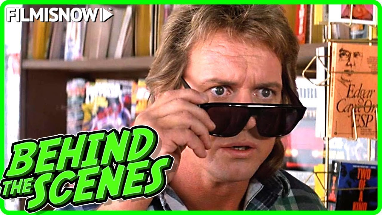THEY LIVE (1988) | Behind the Scenes of John Carpenter Masterpiece Movie