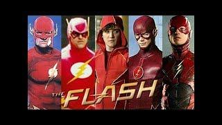 The flash cast - 1943,1990,1997,2004,2010,2014,2015,2016,2017,2018