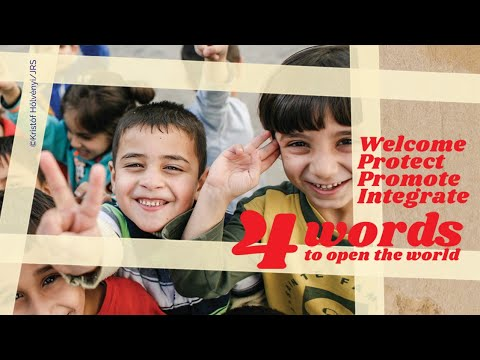 World Refugee Day: 4 Words to Open the World