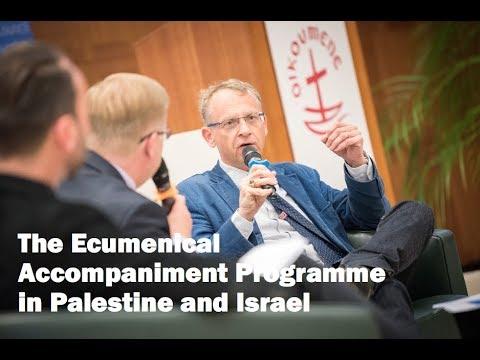The WCC Talk Show: EAPPI, With Dr Owe Boersma