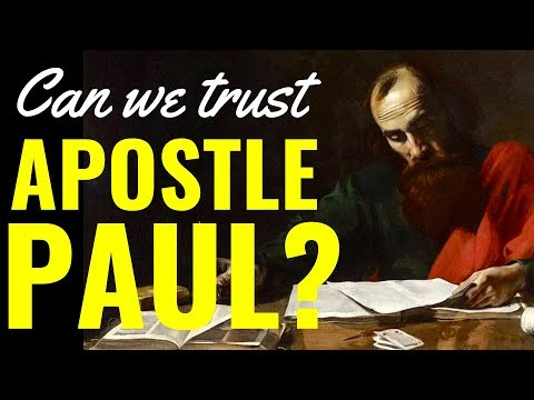 Can We Trust the Apostle Paul's Accounts of Jesus? ~ with Mike Lawrence