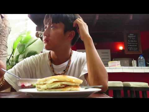 Dancer × Backpacker Shimon owaki , World travel 32 in  Santo Domingo/ Dominica Republic   (HD)