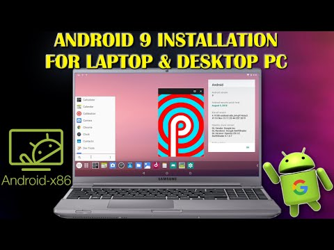 Android 9 PIE Installation Guide For Laptop And Desktop Computers 2019