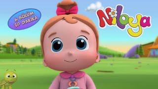 Niloya - 30 dakika, 6 bölüm çizgi film...