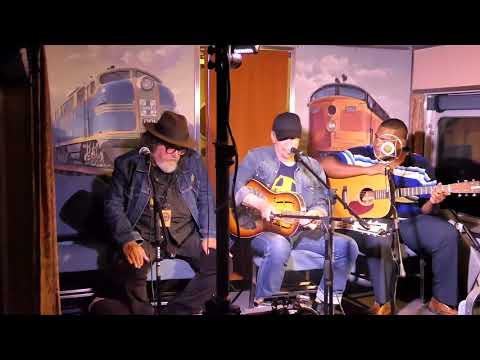 """West Of The West Day 4 2017-08-17 Dave Alvin, Peter Case & Jerrod """"Blind Boy"""" Paxton"""