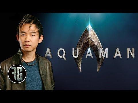 AQUAMAN  Will Drop When It's Ready Says James Wan