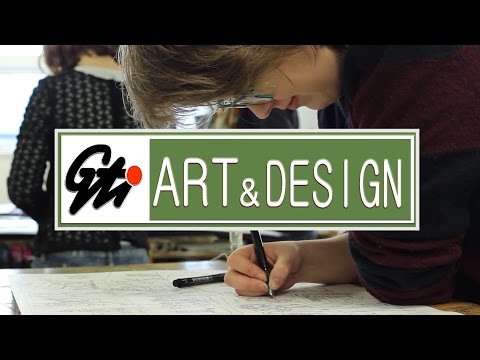 Art & Design  - Galway Technical Institute