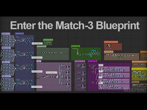 Match 3 blueprint tutorial intro enter the match 3 blueprint match 3 blueprint tutorial intro enter the match 3 blueprint malvernweather Images