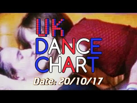 UK TOP 40 - DANCE SINGLES CHART (20/10/2017)
