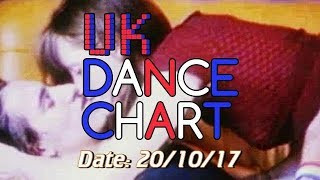 UK TOP 40 DANCE SINGLES CHART 20 10 2017