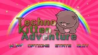 Sea of Love - Techno Kitten Adventure ( 10 hours )