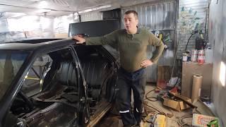 кузовной ремонт мерседес 124