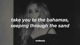 hold tight // sabrina carpenter feat. uhmeer // lyrics