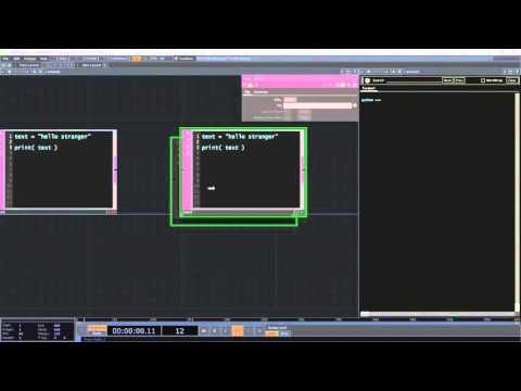 Python in TouchDesigner | Printing | TouchDesigner