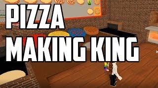 Giocatore : Roblox lavoro in un posto di pizza
