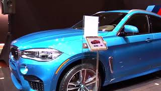 2018 BMW X6 M Limited Design Special Limited First Impression Lookaround Review