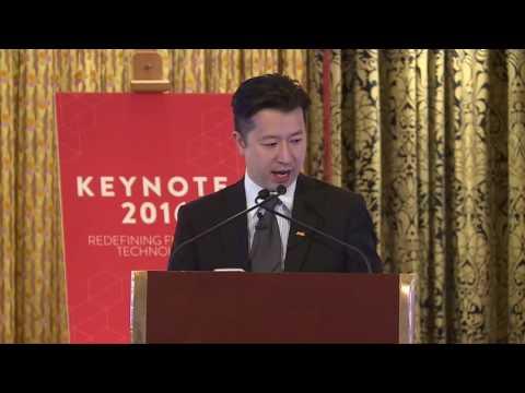 Ken Lo - ANX International - Keynote 2016 Dubai