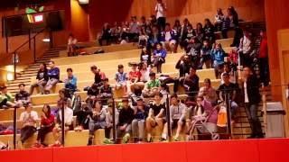 活動領域-15/16學年學界羽毛球比賽