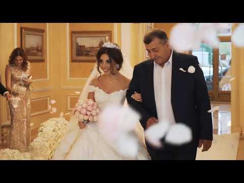 Ведущий Рубен Мхитарян | Русско-армянская свадьба | Ресторан Парадайз | Большая свадьба |