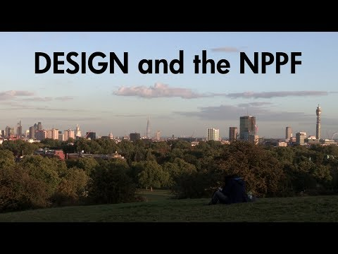 Design And The National Planning Policy Framework (NPPF)