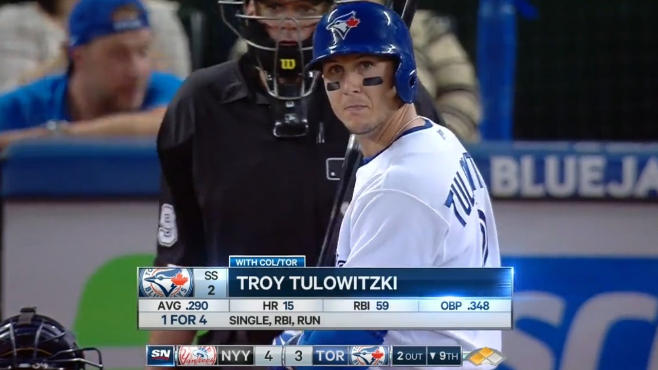 Troy Tulowitzki Vs Andrew Miller Aug 14 2015 One Of The Best At Bats Of The 2015 Season