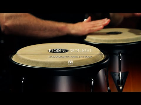 Product Spotlight - LP City Congas and City Bongos