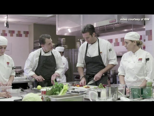 IBM is cooking up a storm, with Watson!