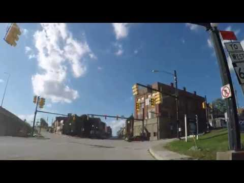 12X Time Lapse Trip from Shenot's Farm Market to Darlington, PA (10-23-2016)