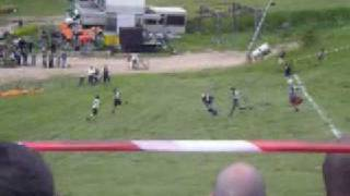 cheese rolling 2007