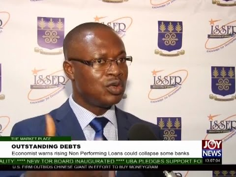 Outstanding Debts - The Market Place on Joy News (21-3-17)
