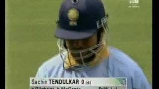 ULTIMATE BATTLE OF THE GODS- Sachin Tendulkar vs Glenn McGrath 🏏