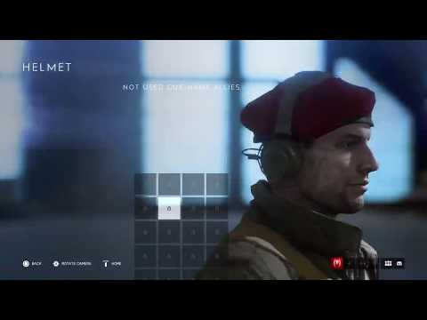 All Battlefield 5 Unreleased Allies Customization