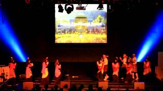 RCSI International Night 2015 (Malaysian Dance)
