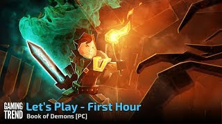 Book of Demons - Let's Play First Hour - PC - [Gaming Trend]