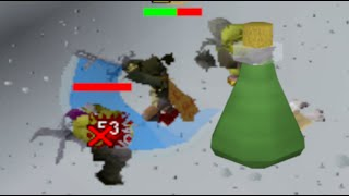 Runescape 2007 - Sparc Mac's Super Combat Potions, Pking & No Movement DA!