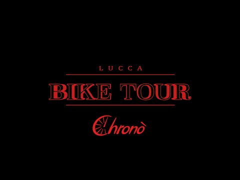 LUCCA on bike