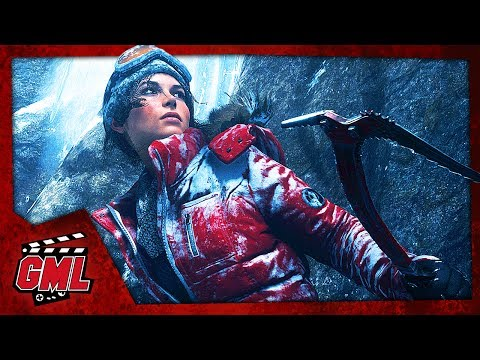 RISE OF THE TOMB RAIDER - FILM COMPLET FRANCAIS