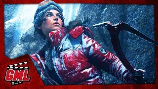 RISE OF THE TOMB RAIDER - FILM JEU COMPLET EN FRANCAIS